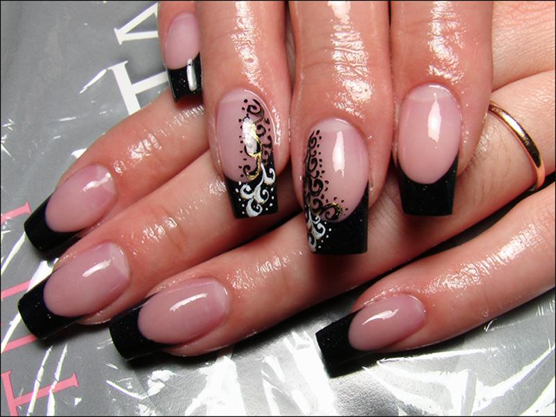 Дизайн нігтів фото